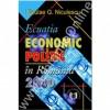 Ecuatia economic-politic in Romania 2000