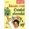 Educatie civica. Caietul elevului pentru clasa a IV-a - Akademos