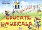 Educatie muzicala. Caietul elevului clasa a II-a