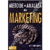 Metode de analiza in marketing