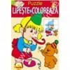 Puzzle - Lipeste si coloreaza 1