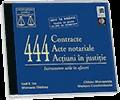 Contracte, Acte notariale si Actiuni in justitie - CD
