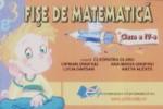 Fise de matematica pentru clasa a IV-a