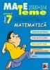 Matematica. Clasa A Vii-a. Partea Ii