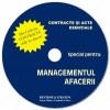 CD Contracte pentru Managementul afacerii