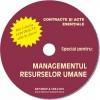 CD Contracte pentru Managementul Resurselor Umane