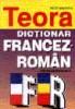 Dictionar francez - roman, 70 000 de cuvinte