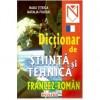 Dictionar de stiinta si tehnica francez-roman